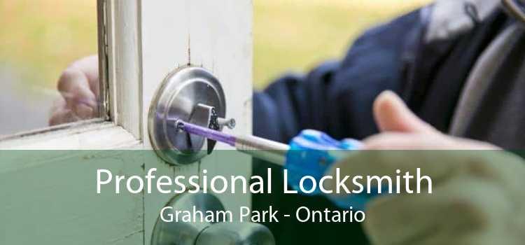 Professional Locksmith Graham Park - Ontario