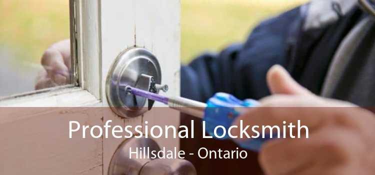 Professional Locksmith Hillsdale - Ontario