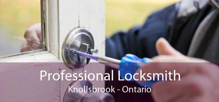 Professional Locksmith Knollsbrook - Ontario