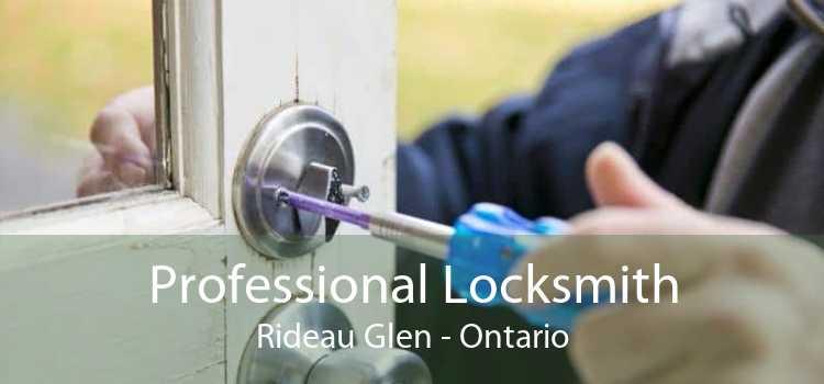 Professional Locksmith Rideau Glen - Ontario