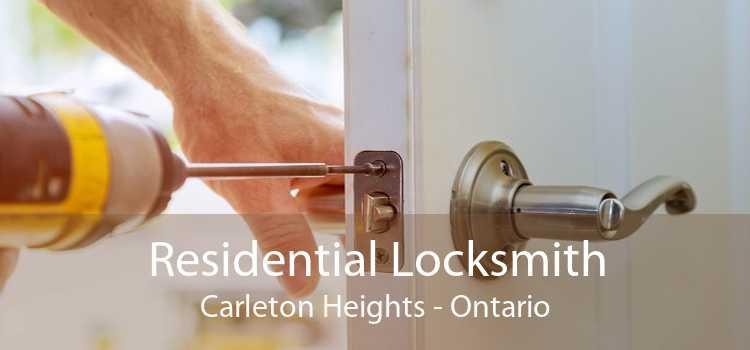 Residential Locksmith Carleton Heights - Ontario