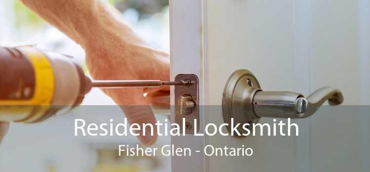 Residential Locksmith Fisher Glen - Ontario