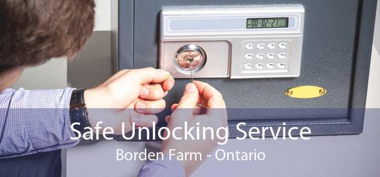 Safe Unlocking Service Borden Farm - Ontario