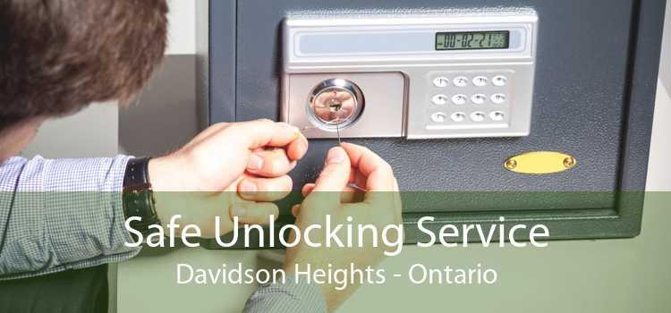 Safe Unlocking Service Davidson Heights - Ontario