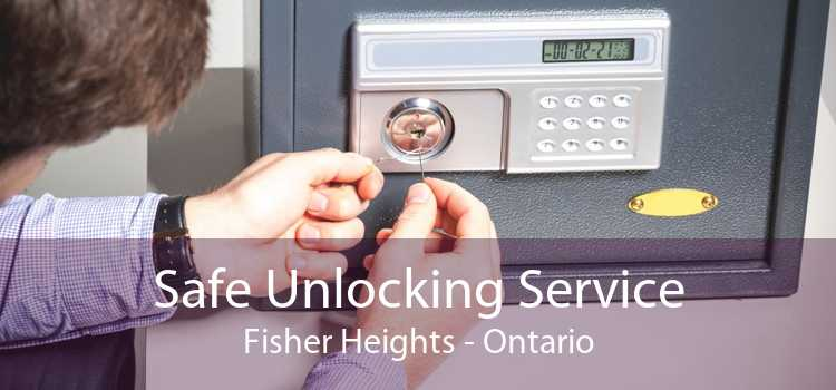 Safe Unlocking Service Fisher Heights - Ontario