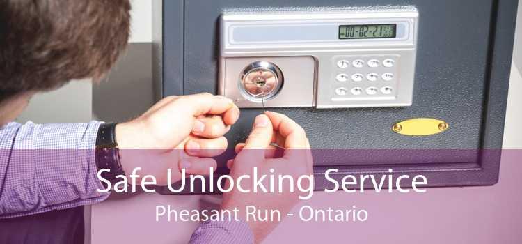 Safe Unlocking Service Pheasant Run - Ontario