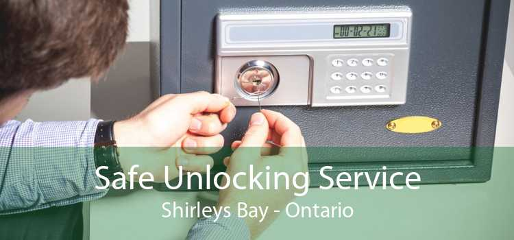 Safe Unlocking Service Shirleys Bay - Ontario