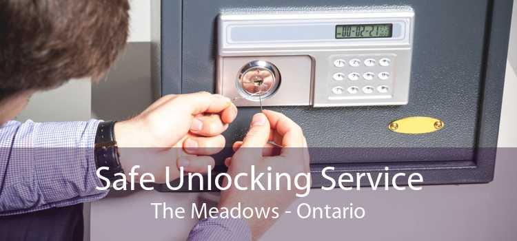 Safe Unlocking Service The Meadows - Ontario