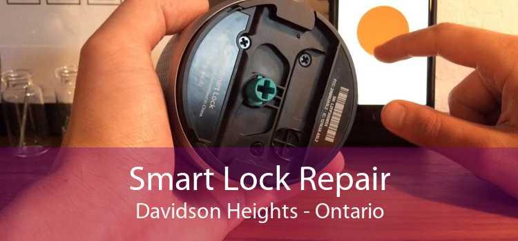 Smart Lock Repair Davidson Heights - Ontario