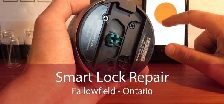 Smart Lock Repair Fallowfield - Ontario