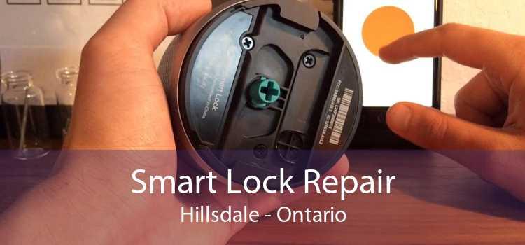 Smart Lock Repair Hillsdale - Ontario