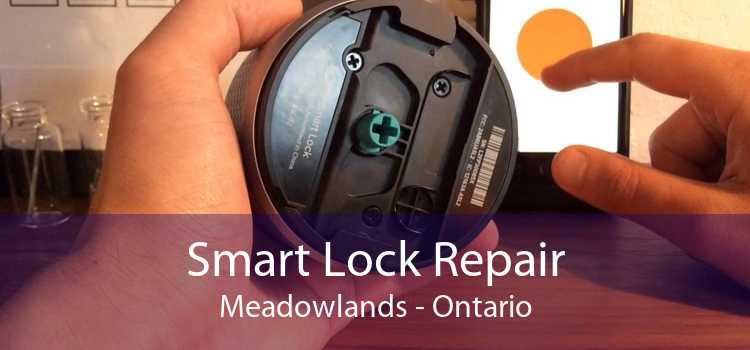 Smart Lock Repair Meadowlands - Ontario