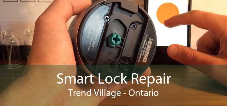 Smart Lock Repair Trend Village - Ontario